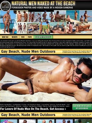 gay, beach
